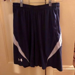 Under Armour Men's Basketball Shorts- Small- GUC